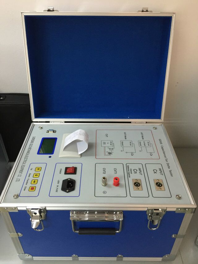 GDGS Insulation Material Volume Resistivity Tester