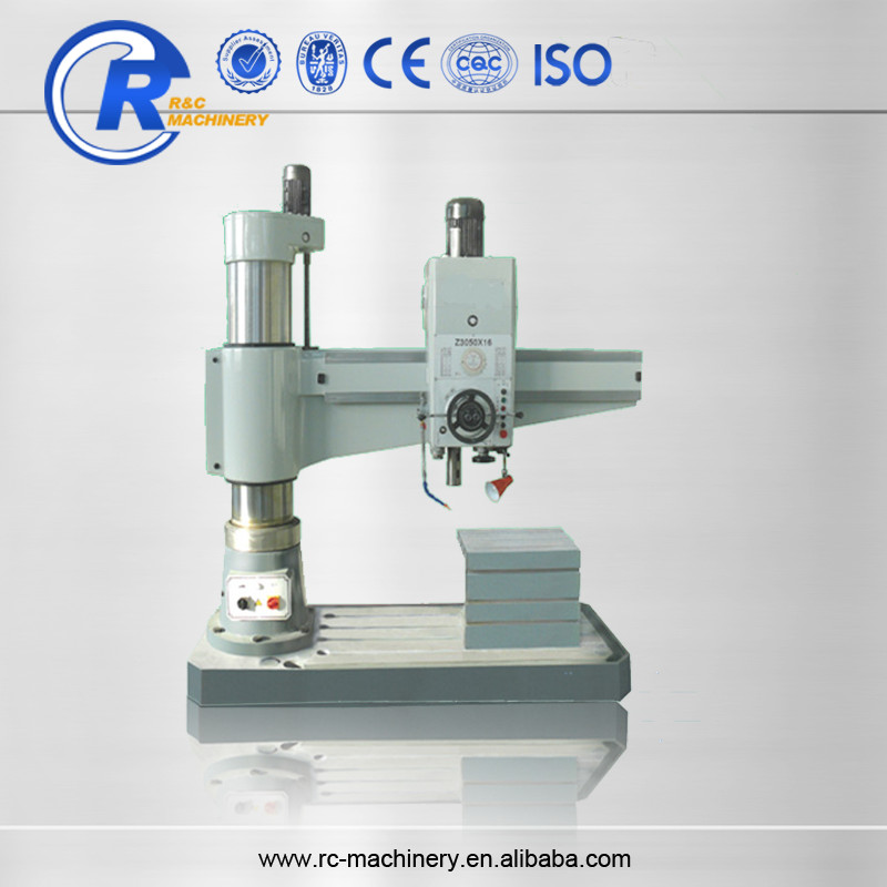 Z3080 RADIAL DRILLING MACHINE