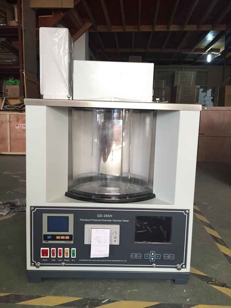 ASTM D445 Automatic Kinematic Viscosity Apparatus for Petroleum Products