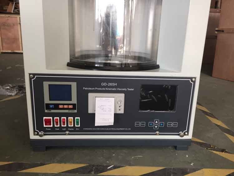 Automotive Oil Kinematic Viscometer for Kinematic Viscosity from -40 to +100C