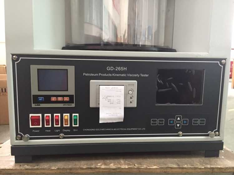 GD-265H Automatic Viscometer ASTM D445