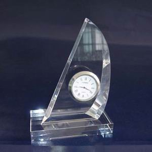 Waterford Crystal Desk Clock Crystal Desk Clock