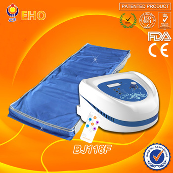 infrared heating massage bed