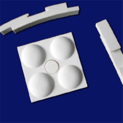 Anti-abrasive Ceramic Plate