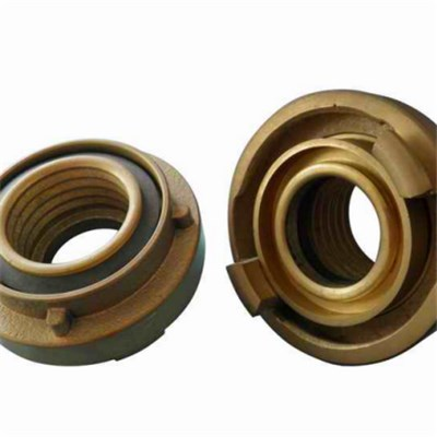 Brass Fire Hose Coupling