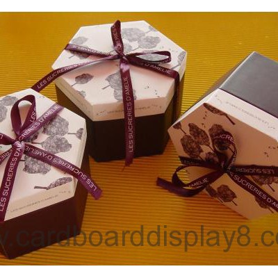Custom Cardboard Chocolate Gift Box