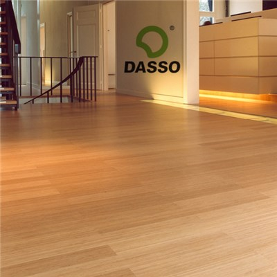 Dasso 2Ply bamboo flooring for indoor use , Vertical Carbonized, T&G