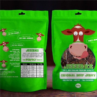 Beef Jerky Packaging