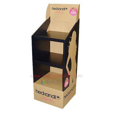2015 Most Popular Custom Made Cardboard Display Shelf