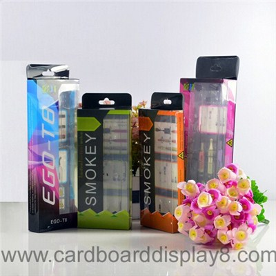 Professional Customized Clear Plastic PVC Box