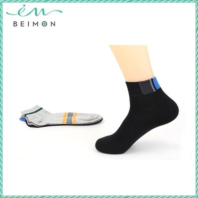 Hospital sock Beimon custom sock crew dress sock trampoline sock
