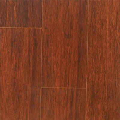 Dasso SWB Strand woven bamboo flooring ,carbonzied with chest nutBSWCL-CN