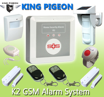 Simple GSM Emergency Call Sos Alarm for Nursing Care, Elevator
