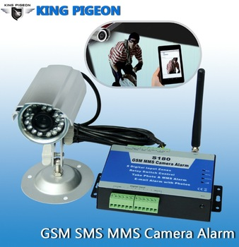 GSM Alarm From GSM Alarm Factory, GSM Camera Alarm with MMS