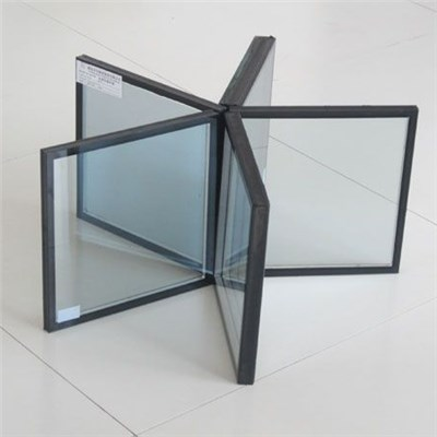 Tempered Reflective Insulating Glass