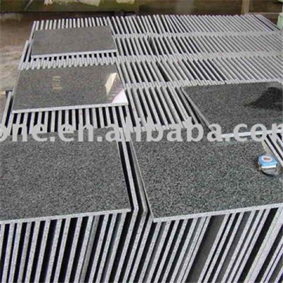 G654 Dark Grey Granite Tile