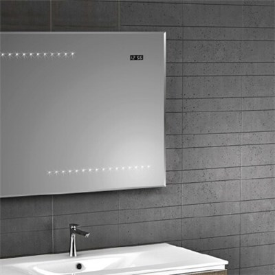 Aluminium Bathroom LED Light Mirror (GS027)