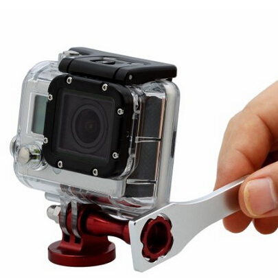 Sports Camera Accessories Knob Bolt Nut Screw Wrench Spanner For Gopro Hero 4 3+ 3 2 1 Camera Accessories