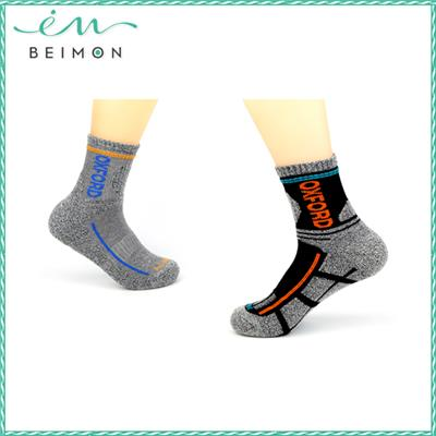 Eco-Friendly quick drying winter warm lady tube pocket socks
