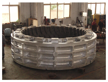Engineering Tyre Mould