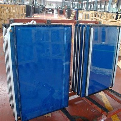 Kitchen screen printing glass