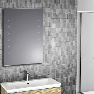 Aluminium Bathroom LED Light Mirror (GS020)
