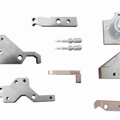 Precision Parts For Control System