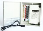 12VDC 20Amp 18ch CCTV Camera Power Supply (12VDC20A18PN)