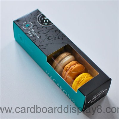 Beautiful Design Cake Paper Biscuits Box