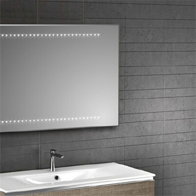 Aluminium Bathroom LED Light Mirror (GS021)
