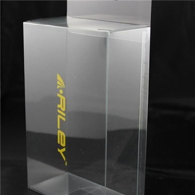 Custom Clear Small Gift Packaging PVC Box