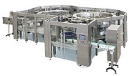 Carbonated Beverage Filling Machine Item:GRA70-65-15(30000BPH)