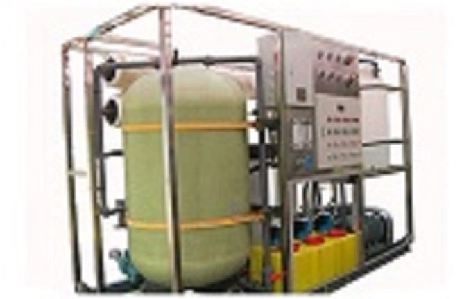 Sea Water Desalination Plant Item:GRA-100I(2T/H)