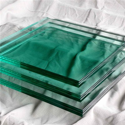 Clear Bullet Proof Glass