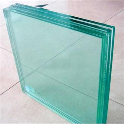 On-line Ultra Clear Low E Glass