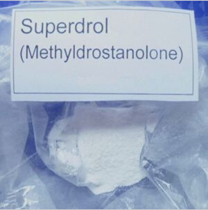 Methasterone (Steroids)