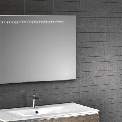 Aluminium Bathroom LED Light Mirror (GS022)