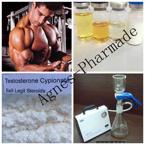Testosterone Cypionate 250mg/ml Injectable Test Cypionate From Agnes Pharmade