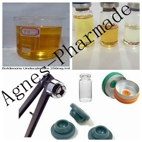 Injectable Boldenone Undecylenate Equipoise 200mg/ml From Agnes Pharmade