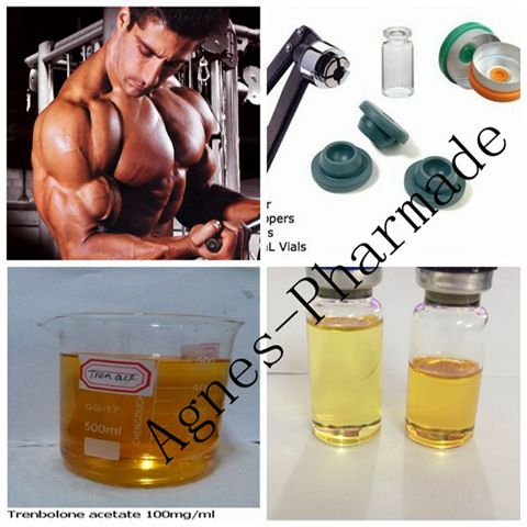 Trenbolone Acetate 100mg/ml Injectable Tren Ace Finished Steroids From Agnes Pharmade