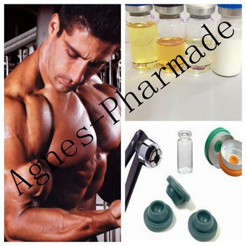Pre-made Anomass 400mg/ml Injectable Anabolic Steroids From Agnes Pharmade