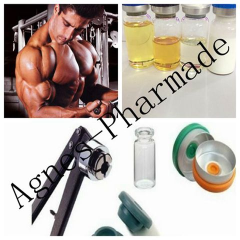 Test Blend 450 mg/ ml Mixed Anabolic Injections From Agnes Pharmade