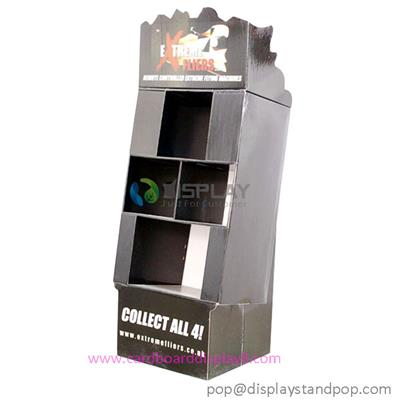 Retail Floor Socks Cardboard Paper Toy Display