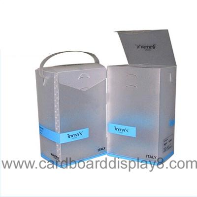 Newest Nice Custom Transparent PVC Clear Box