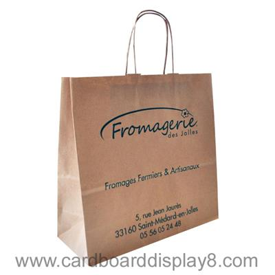 New Arrived Fashion High Quality Cheap Custom Paper Bag