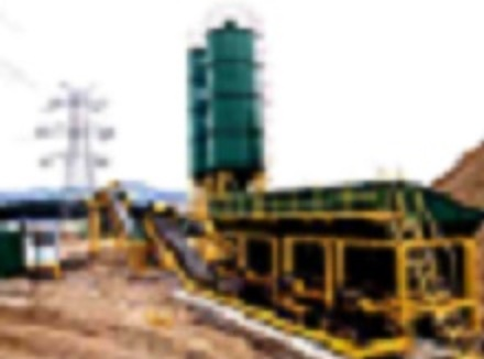 WCB700 Stablized Soil Mixing Plant