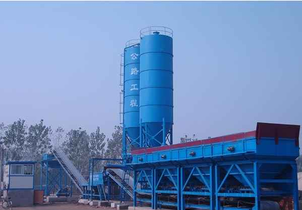 700 Stabilized Soil Mixing Plant-B
