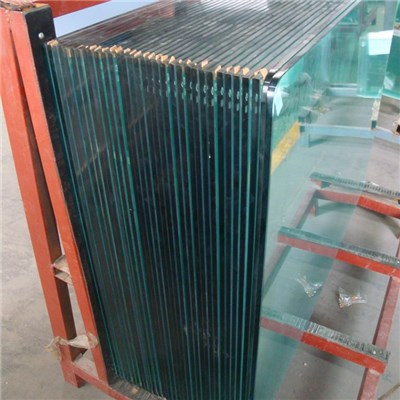 Anti Slip Tempered Glass