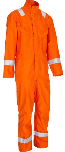 BIFLY fire Resistant Premium Coverall with Reflective Trim