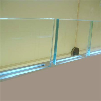 Clear Float Glass for Doors